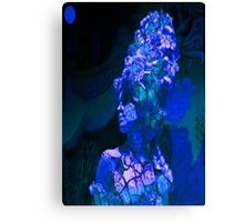 ALIEN WORLD Canvas Print