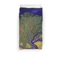If VanGogh was an artist, Lena Delta would be in his dreams Duvet Cover