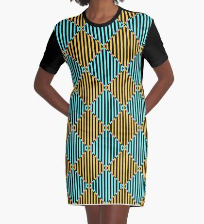 Mind Shift Graphic T-Shirt Dress