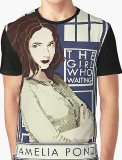 Amelia Pond Graphic T-Shirt