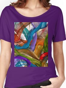 L'arbre Women's Relaxed Fit T-Shirt
