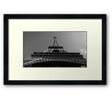 Eiffel Tower #1 Framed Print
