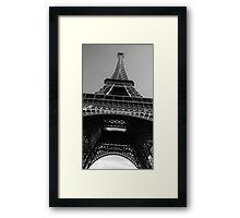 Eiffel Tower #2 Framed Print