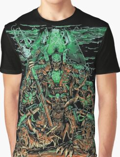 Necron Overlord Graphic T-Shirt