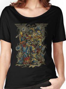 Ultramarines Women's Relaxed Fit T-Shirt