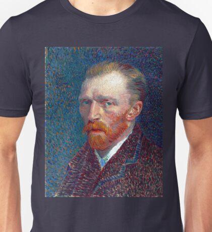 Vincent van Gogh Self-Portrait Unisex T-Shirt