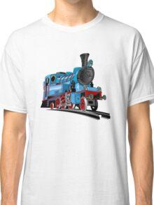 Cartoon Tank Engine Classic T-Shirt