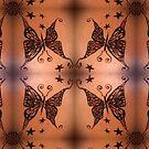 Henna on skin by Lee Jones