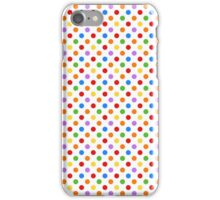 Polka Rainbow iPhone Case/Skin