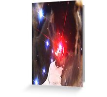 STAR DREAMER Greeting Card