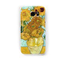 Vincent van Gogh Still Life Vase with Twelve Sunflowers Samsung Galaxy Case/Skin