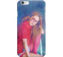 RED VELVET / DUMB DUMB / IRENE / WATERCOLOR iPhone Case/Skin