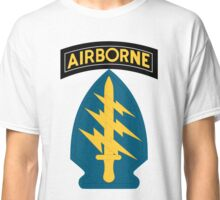 Army Special Forces Airborne (sleeve insignia) Classic T-Shirt