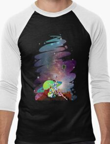 Dandy Vacation. In Space Men's Baseball ¾ T-Shirt