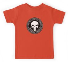 THE PUNISHER - GOD WILL JUDGE OUR ENEMIES Kids Tee