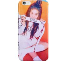 RED VELVET / DUMB DUMB / SEULGI / WATERCOLOR iPhone Case/Skin