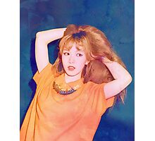 RED VELVET / DUMB DUMB / WENDY / WATERCOLOR Photographic Print