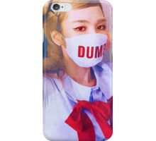 RED VELVET / DUMB DUMB / WENDY V3 / WATERCOLOR iPhone Case/Skin
