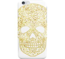 Tribal Skull iPhone Case/Skin