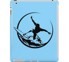 Surfer Dude iPad Case/Skin
