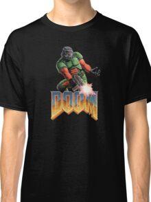 DOOM SPACE MARINE (2) Classic T-Shirt
