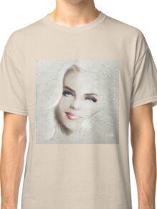 Blue Eyes Blond 22 Classic T-Shirt