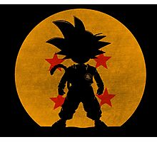Son goku Photographic Print