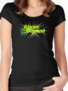 ANJUNABEATS Above & Beyond Women's Fitted Scoop T-Shirt