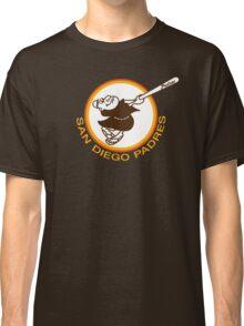 SAN DIEGO PADRES BASEBALL RETRO Classic T-Shirt