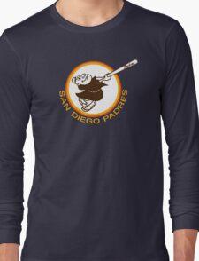 SAN DIEGO PADRES BASEBALL RETRO Long Sleeve T-Shirt