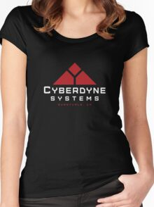 Cyberdyne Systems T-Shirt Women's Fitted Scoop T-Shirt