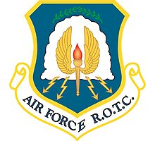 US Air Force R.O.T.C. Photographic Print