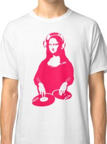 Lets Dance With DJ Monalisa Classic T-Shirt