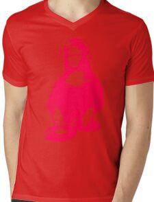Lets Dance With DJ Monalisa Mens V-Neck T-Shirt
