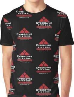 Cyberdyne Systems Skynet Division Graphic T-Shirt