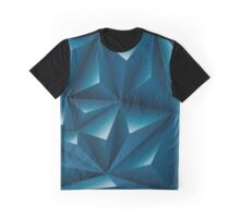 Pattern Blue Gift Graphic T-Shirt
