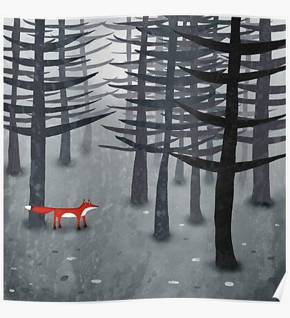 The Fox and the Forest Poster
