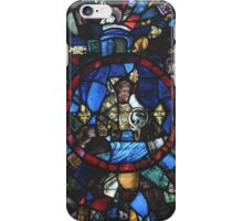 13 century leaded glass iPhone Case/Skin