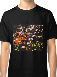 Footsteps - Warm (Abstract, 5 of 6) Classic T-Shirt