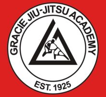 GRACIE BRAZILIAN JIU-JITSU One Piece - Short Sleeve