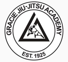 GRACIE BRAZILIAN JIU-JITSU One Piece - Long Sleeve