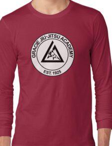 GRACIE BRAZILIAN JIU-JITSU Long Sleeve T-Shirt