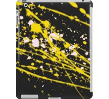Flow - Warm (Abstract 2 of 6) iPad Case/Skin