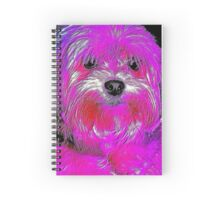 Party Pup Spiral Notebook