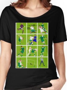 Ireland at Euro 2016 Women's Relaxed Fit T-Shirt