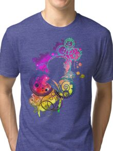 Dreamer of improbable dreams Tri-blend T-Shirt