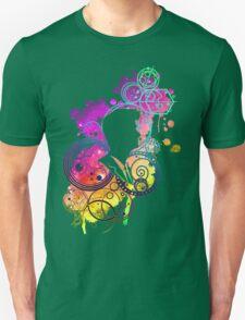 Dreamer of improbable dreams Unisex T-Shirt