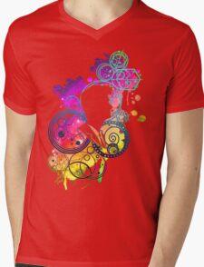 Dreamer of improbable dreams Mens V-Neck T-Shirt