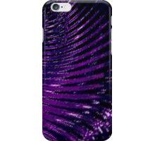Ripples of Purple iPhone Case/Skin