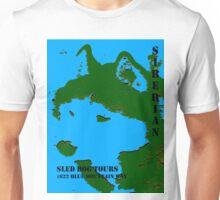 siberian sled dog tours Unisex T-Shirt